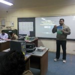 K.V. Bikaner: Introducing IMCC Kit to Teachers.